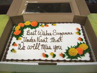 Arkansas Cake